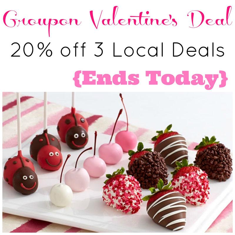 groupon valentine's deal