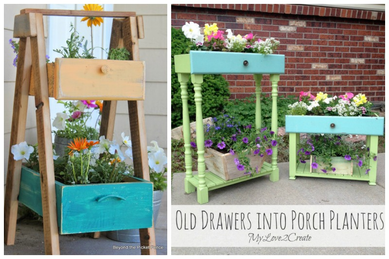 drawer-planters