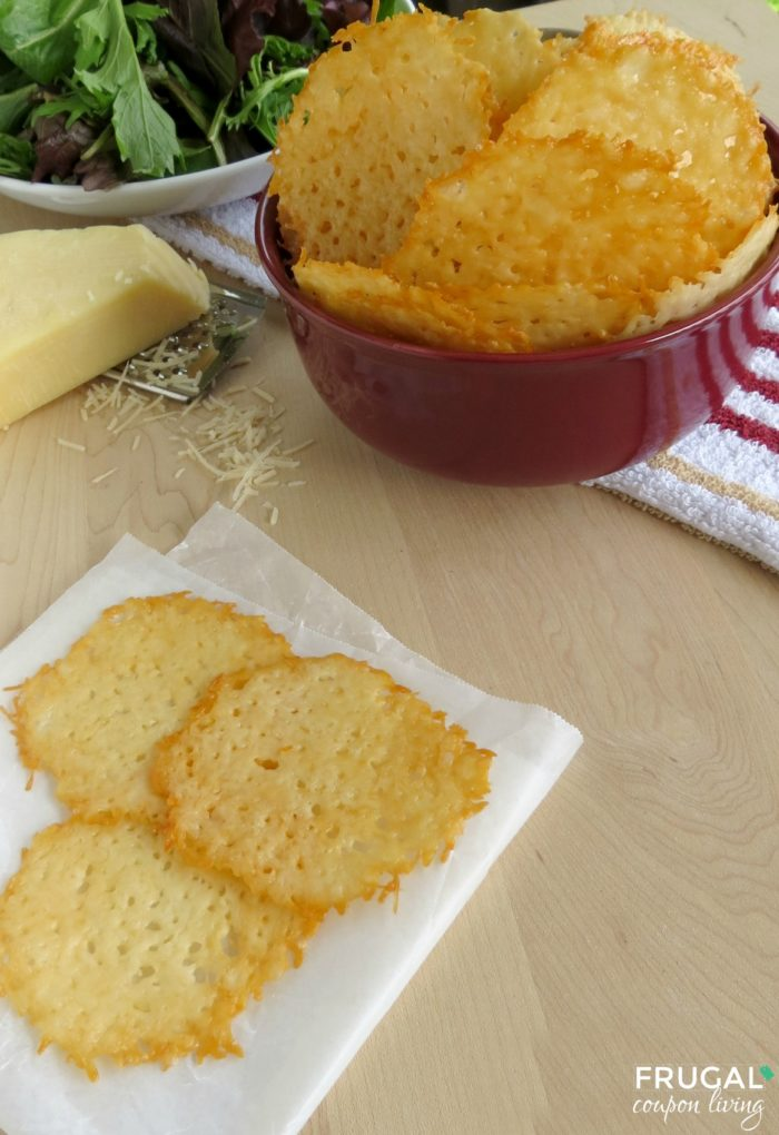 Parmesan-Crisps-recipe-frugal-coupon-living