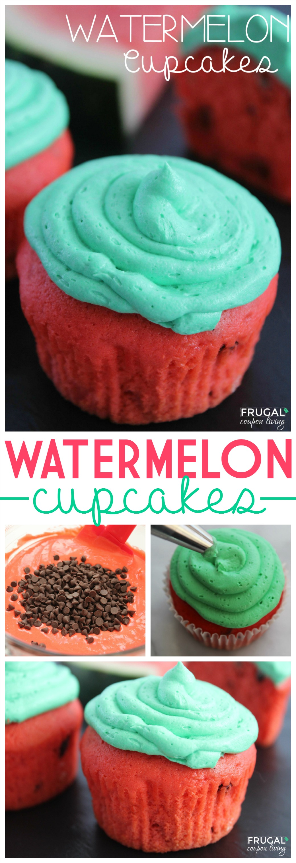 watermelon-cupcakes-Collage-frugal-coupon-living