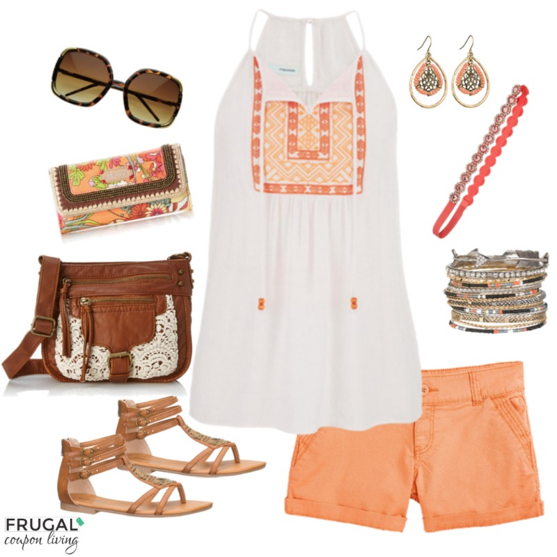 Summer-Orange-Outfit-Frugal-Fashion-Friday-Frugal-Coupon-Living