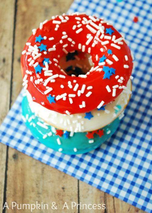 Vanilla Bean Doughnuts smaller