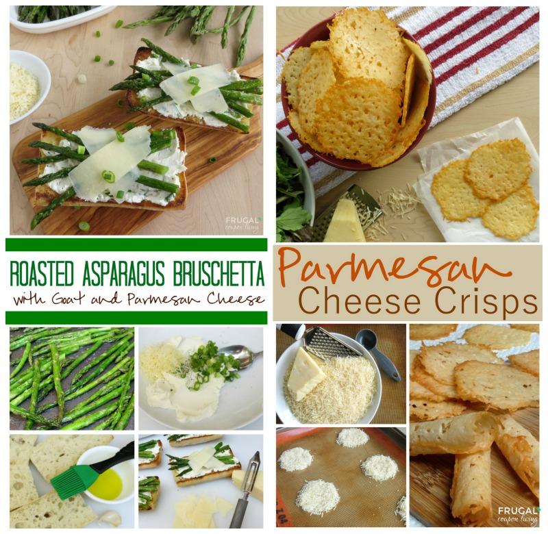 asparagus-cheese-Collage