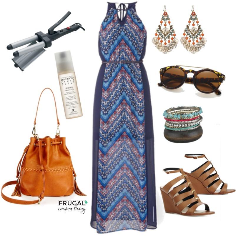 boho-Chiffon-dress-outfit-frugal-fashion-friday-frugal-fashion-friday