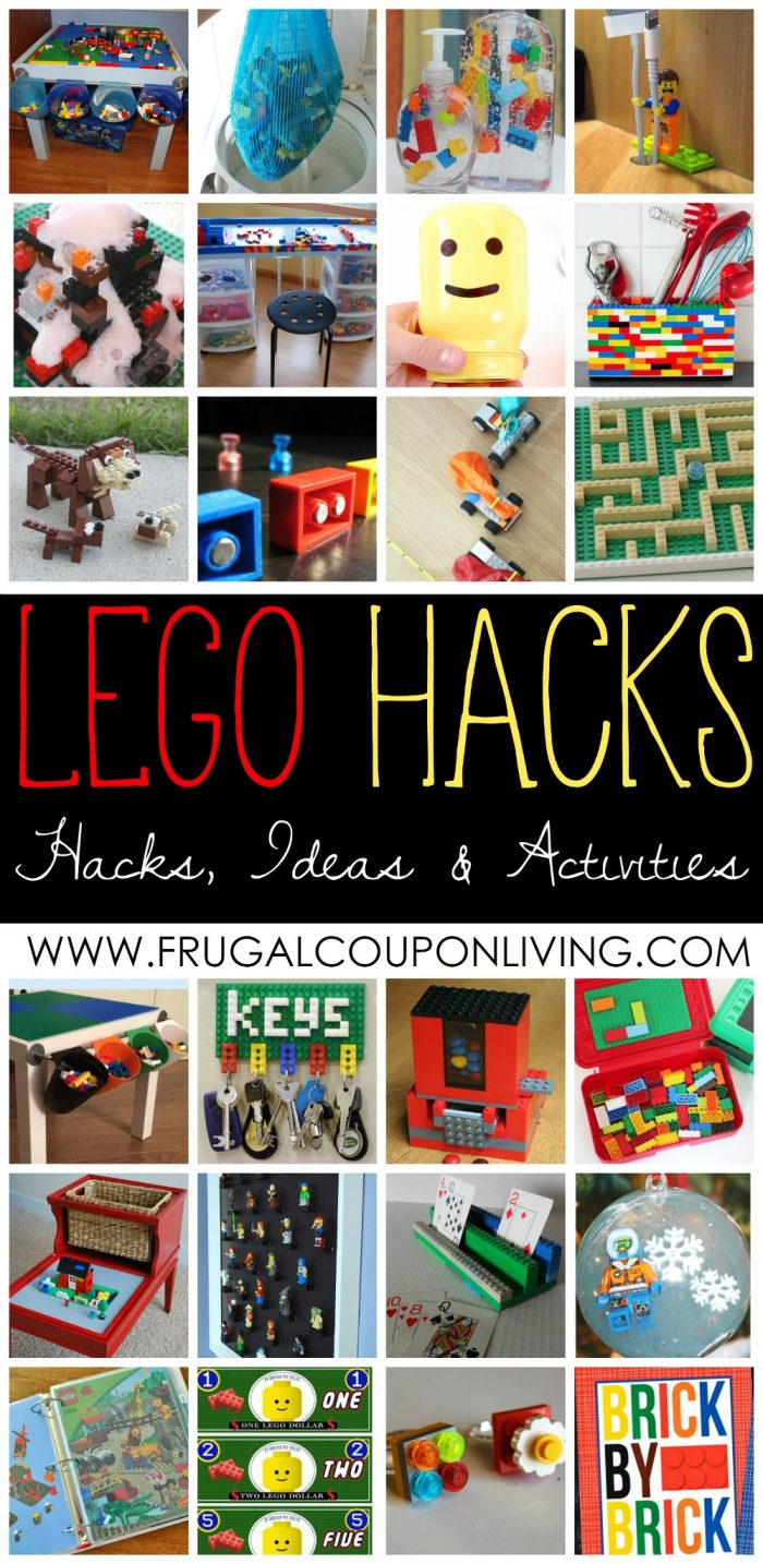 LEGO Hacks and Tips