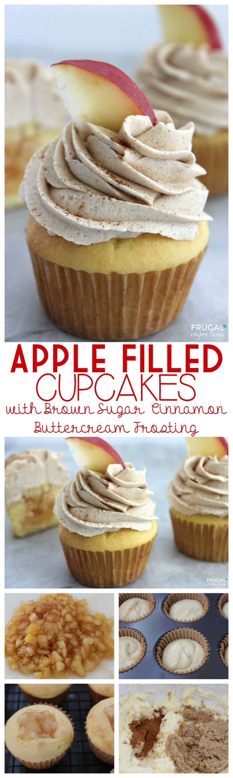 apple-filled-cupcakes-Collage-frugal-coupon-living