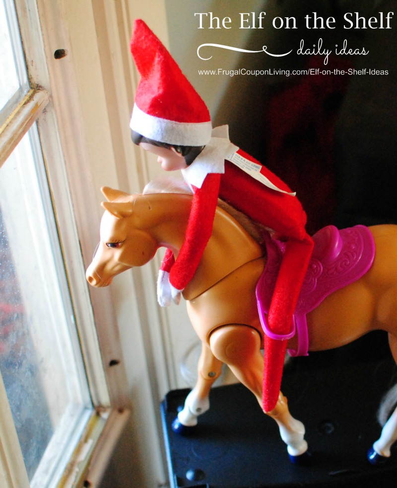 Elf-on-the-shelf-ideas-horse-ride-frugal-coupon-living-
