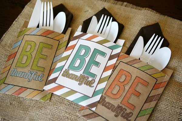 be thankful utensils smaller