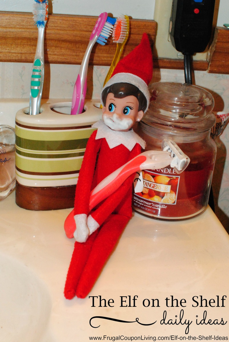 elf-on-the-shelf-ideas-elf-shaves-frugal-coupon-living