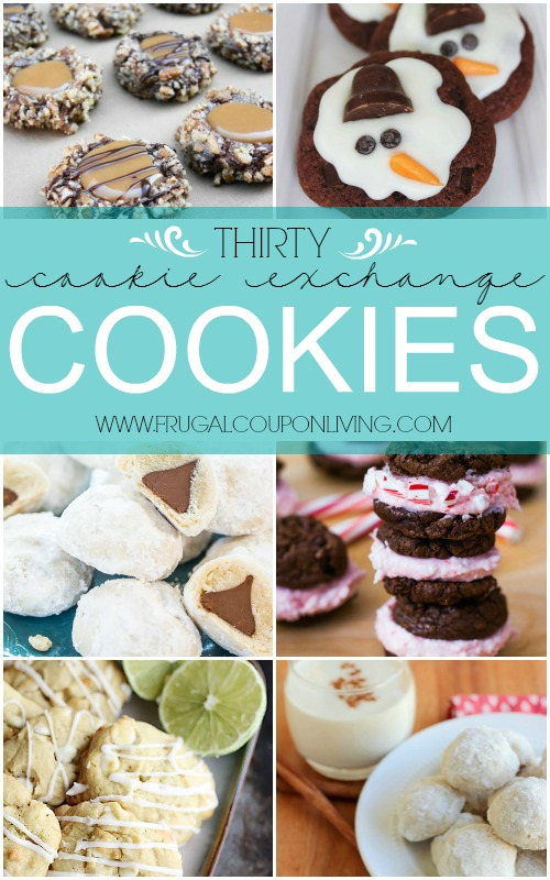 Cookie Exchange Ideas 3 on Frugal Coupon Living