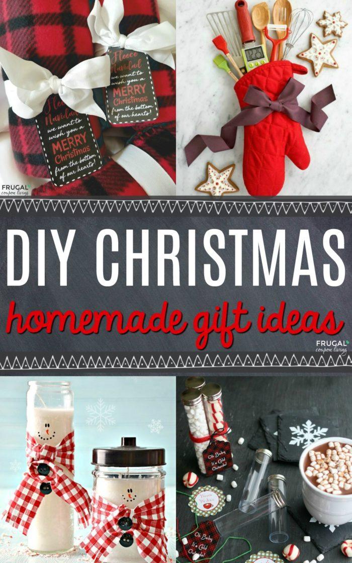 31 Diy Christmas Gift Ideas