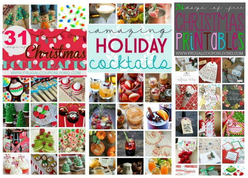 Christmas-food-crafts-cocktails-printables-collage