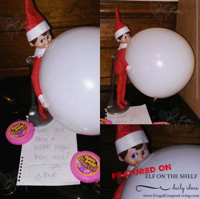 Elf-on-the-shelf-ideas-bubble-gum-frugal-coupon-living
