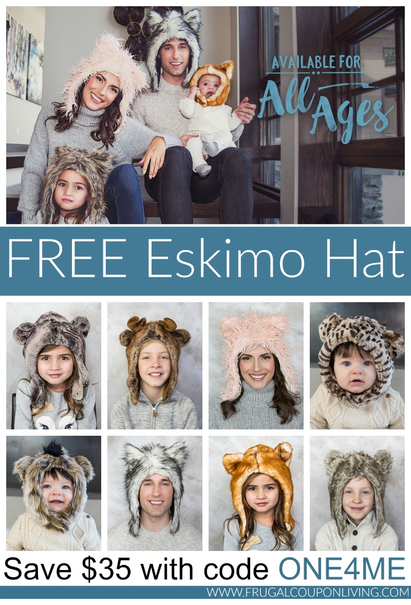 ESKIMO-free-hat-frugal-coupon-living