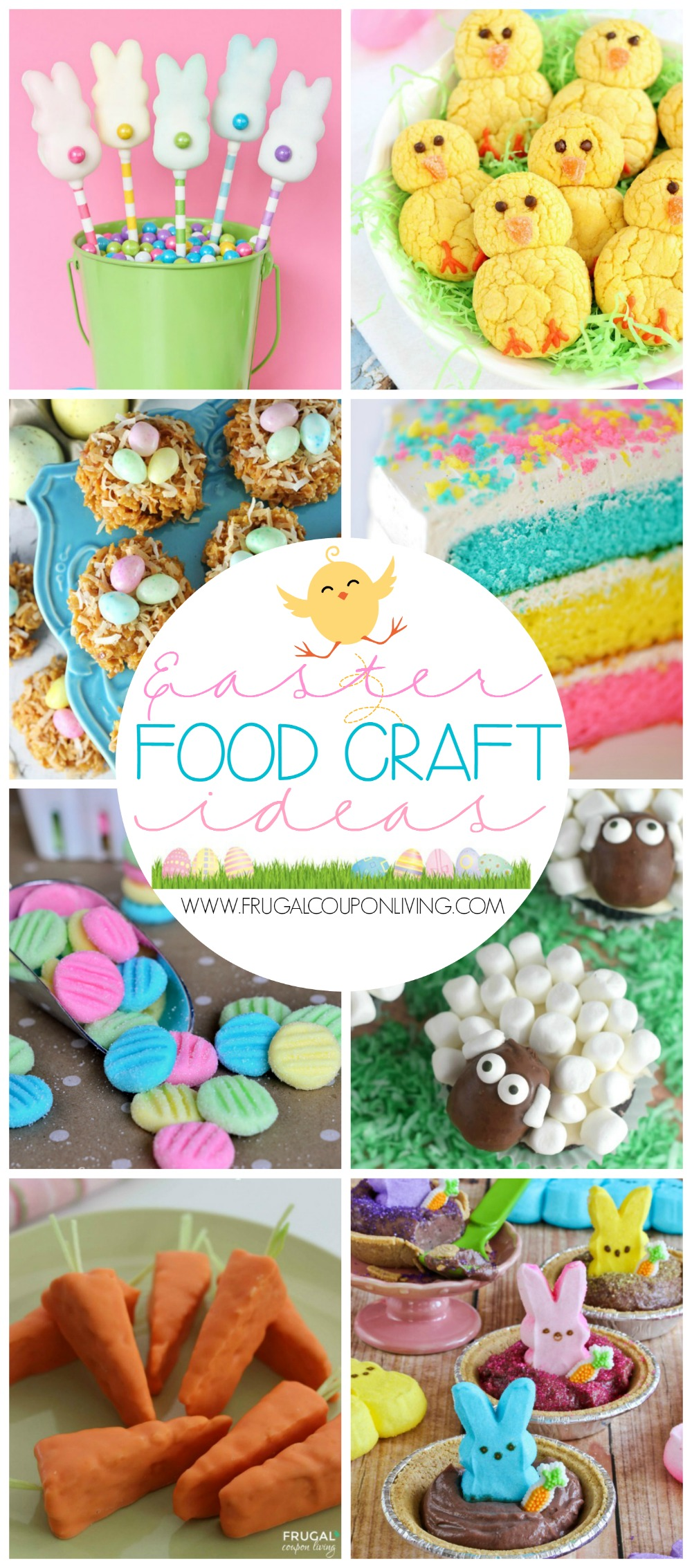Easter-Food-Craft-collage-frugal-coupon-living