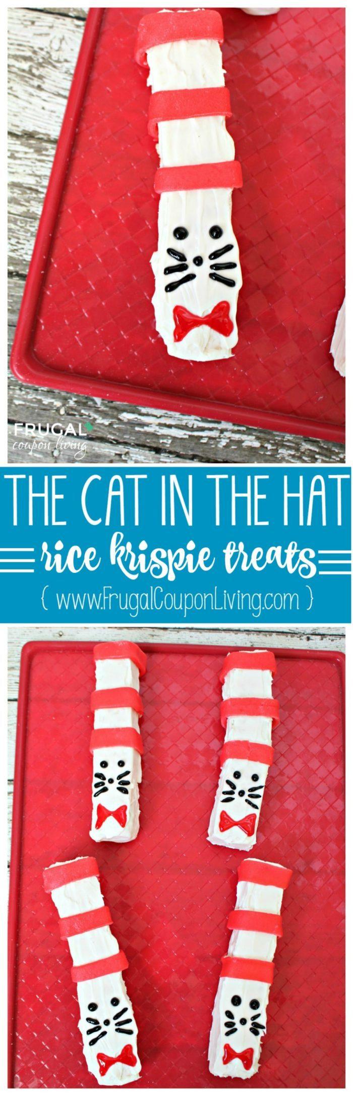 Cat in the Hat Recipe