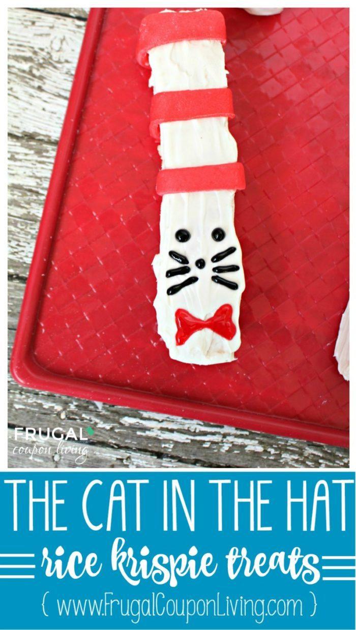 Cat in the Hat Rice Krispies
