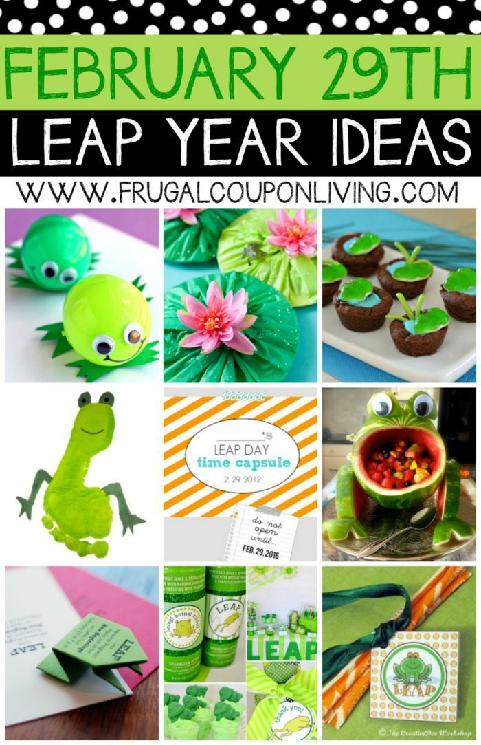 leap-year-ideas-collage-frugal-coupon-living