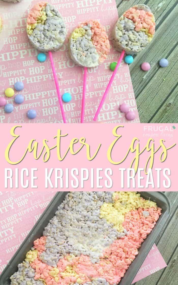 Easter Rice Krispie Treat