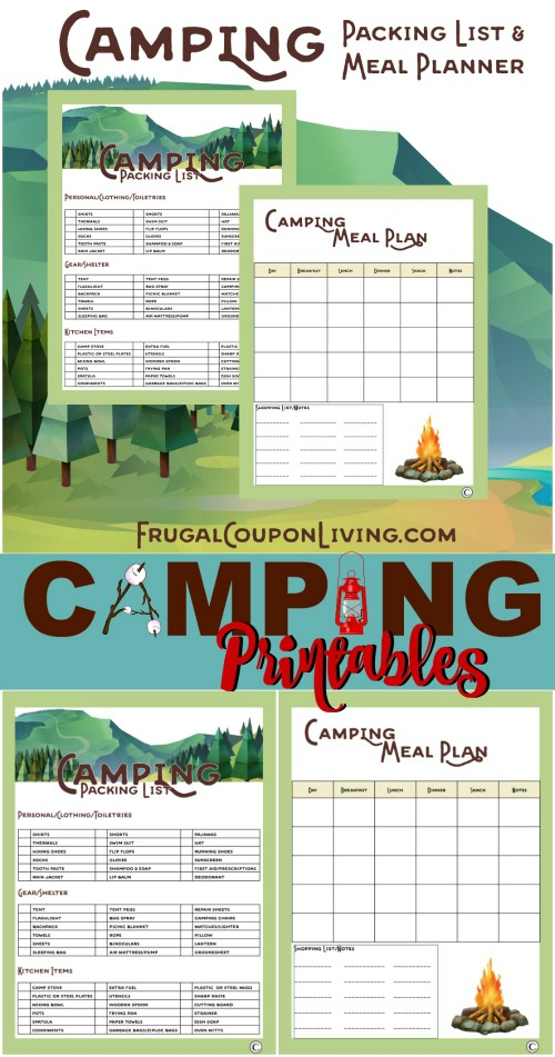 Camping-Printables-Collage-frugal-Coupon-Living-post