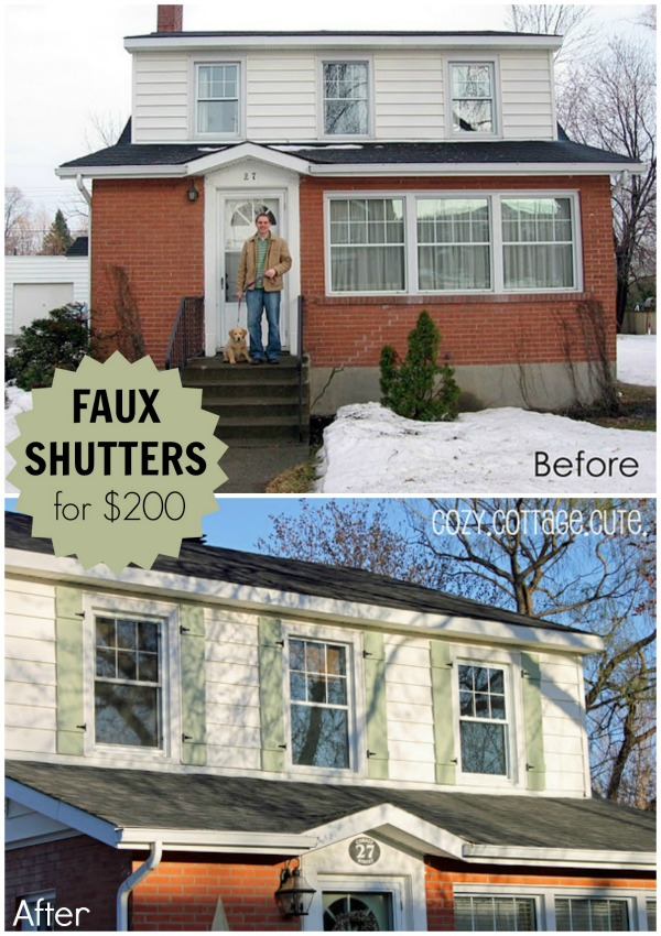 faux-shutters-collage