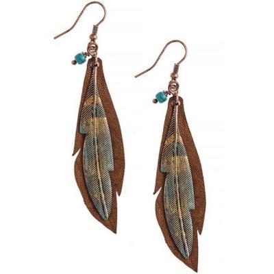 feather-earrings-bauble
