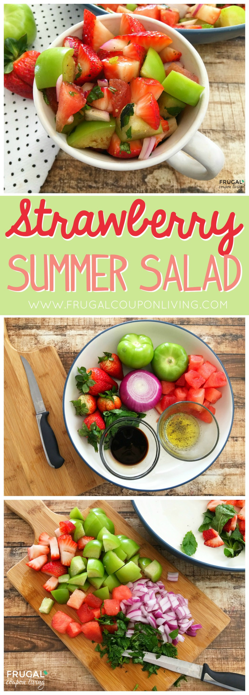 summer-strawberry-salad-collage-frugal-coupon-living