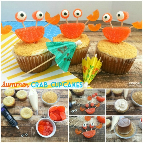 Crab-beach-cupcake-collage-frugal-coupon-living-facebook-title