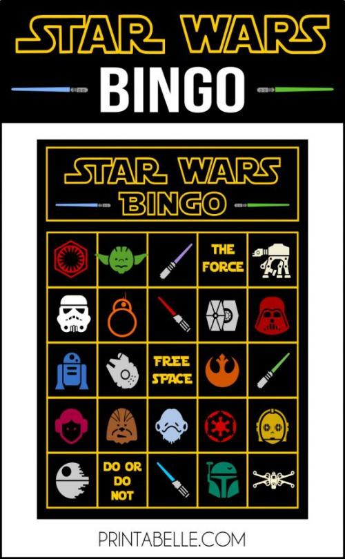 star-wars-bingo