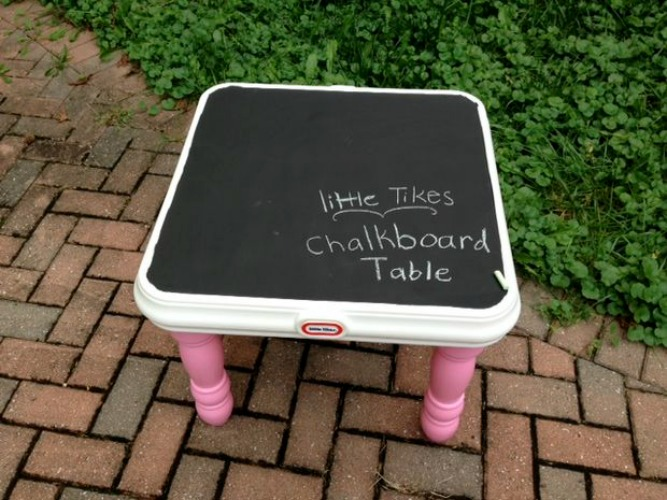 chalkboard-table