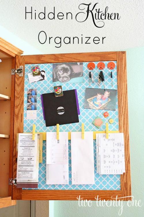 hidden-kitchen-organizer