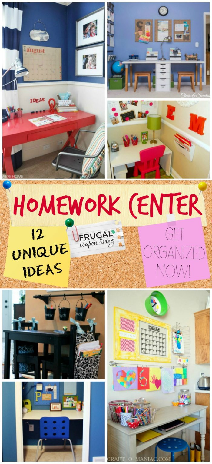 homework-center-collage-frugal-coupon-living