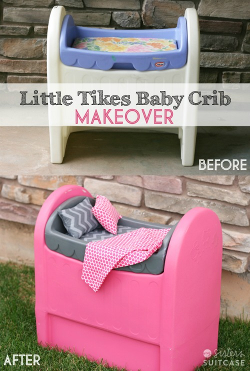 little-tikes-baby-crib-makeover