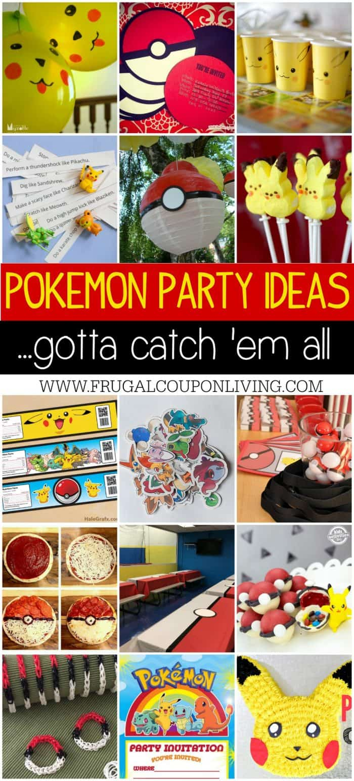 pokemon-party-ideas-collage-frugal-coupon-living