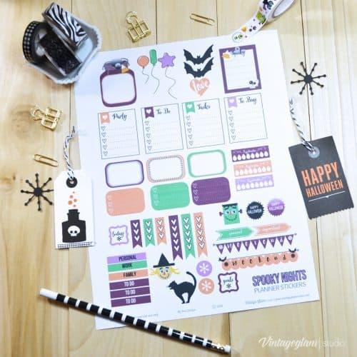 Halloween-planner-stickers