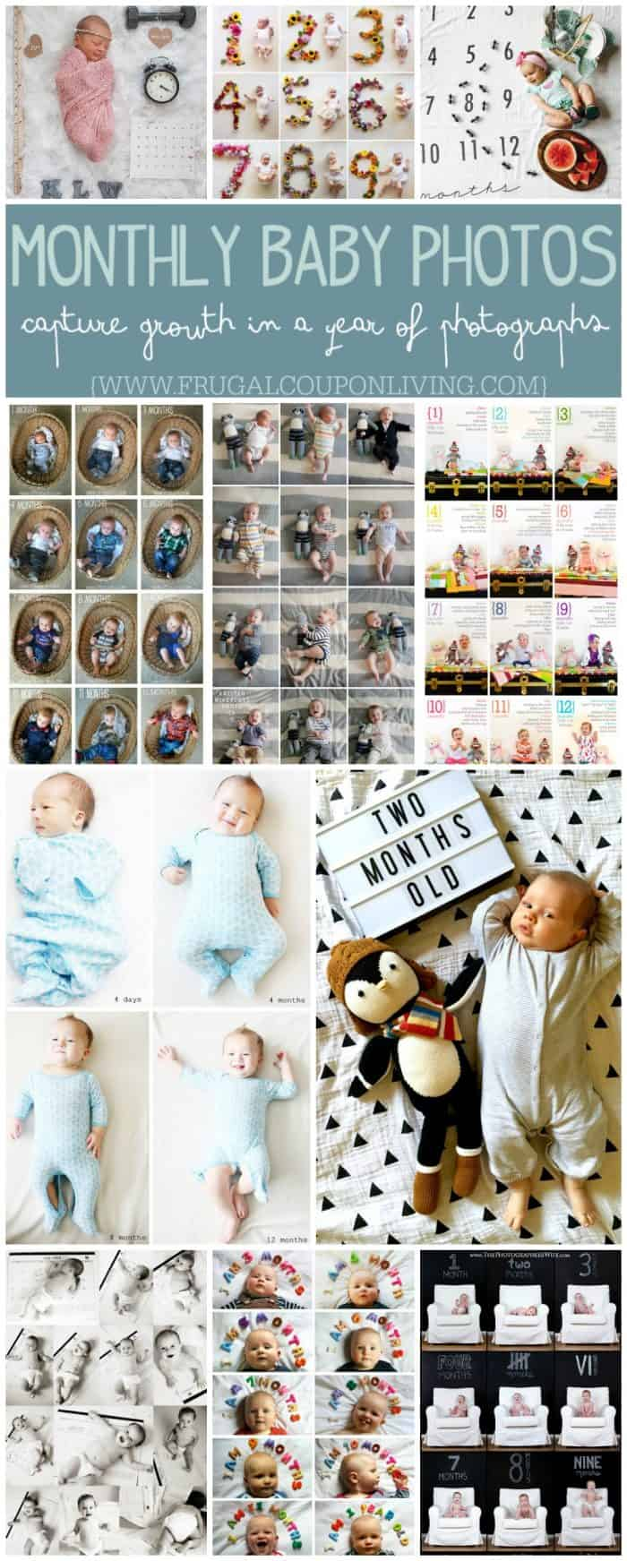 Monthly-Baby-Photo-Ideas-Frugal-Coupon-Living-long