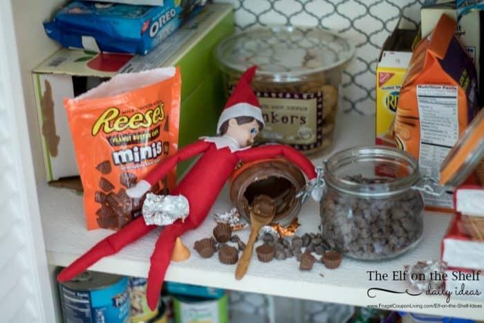 elf-chocolate-overdose-2-elf-on-the-shelf-ideas-frugal-coupon-living