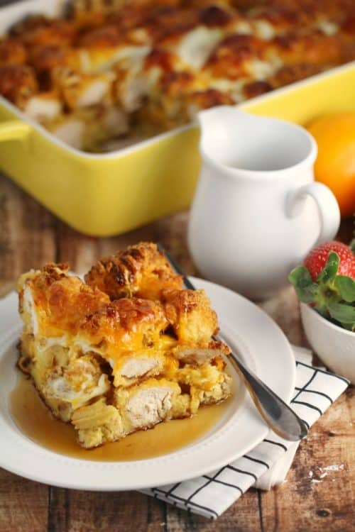 Fried-Chicken-and-Waffles-casserole-2