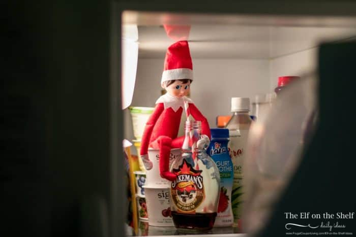 maple-syrup-elf-on-the-shelf-ideas-frugal-coupon-living