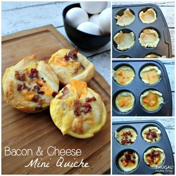 bacon-and-cheese-mini-quiche-fb-collage-frugal-coupon-living