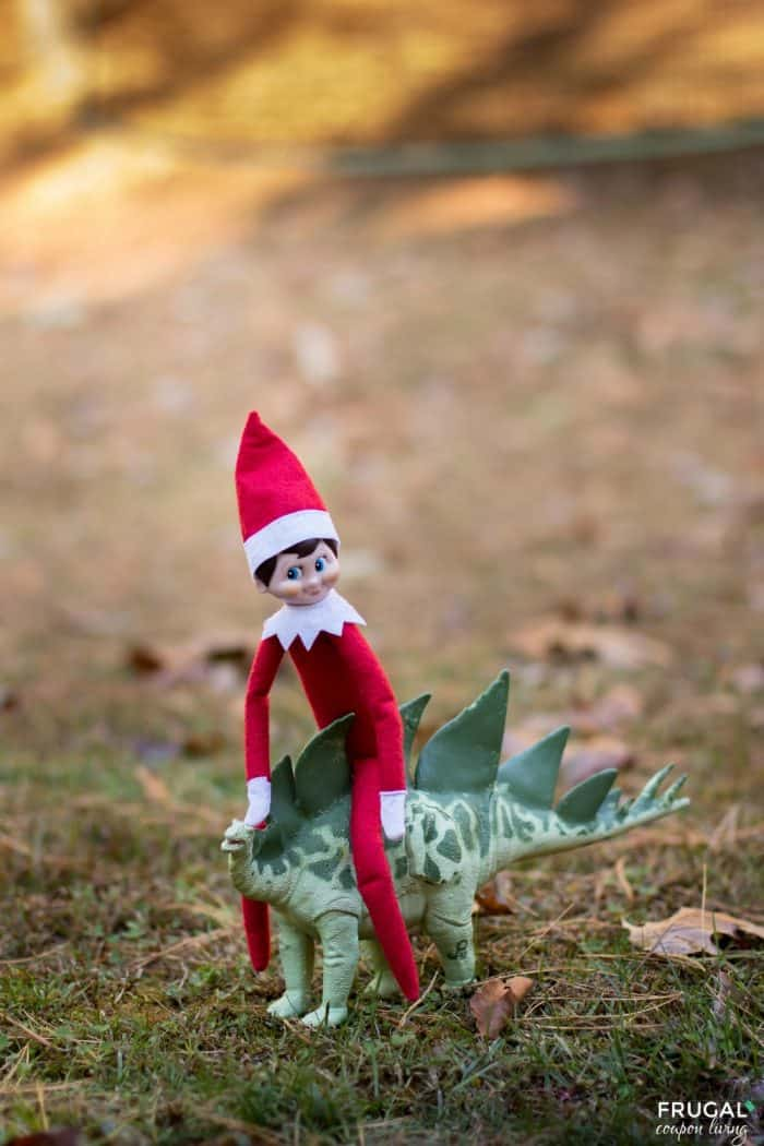 dino-ride-elf-on-the-shelf-ideas-frugal-coupon-living