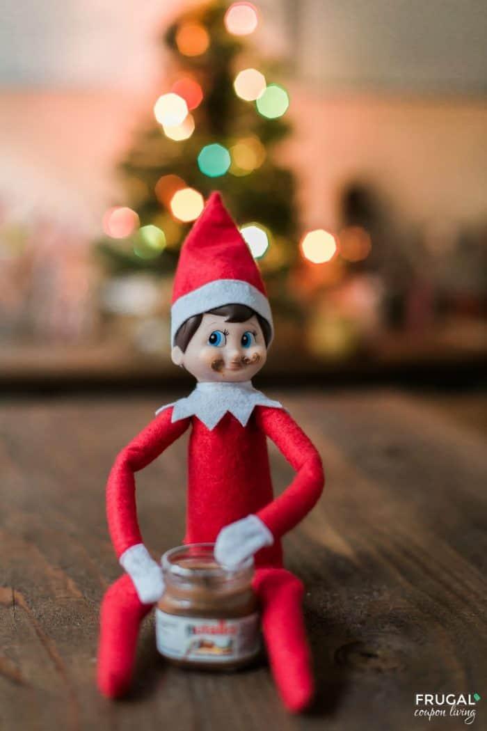 elf-nutella-frugal-coupon-living-elf-on-the-shelf-ideas