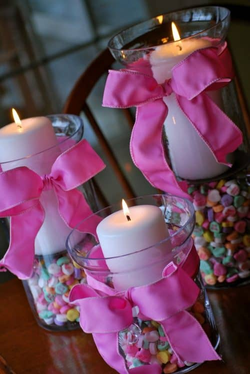 candy-heart-candles