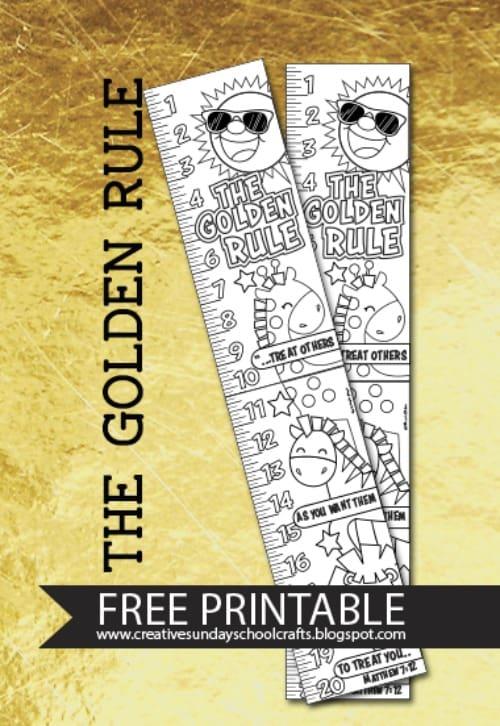 golden-rule-bookmark