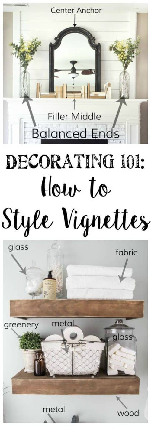 vignette-decorating-101