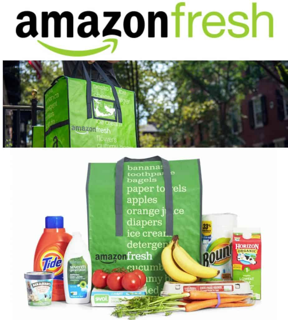 Amazon Fresh deal