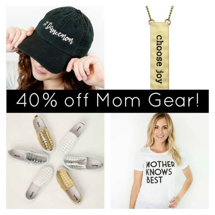 Mom Gear Sale