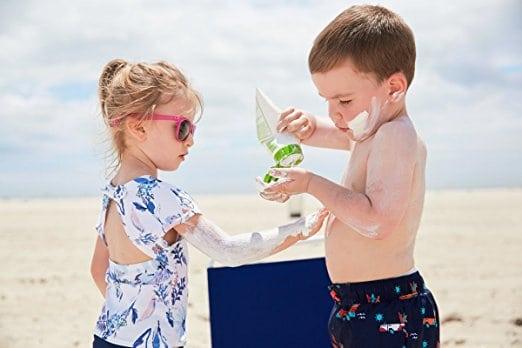 Babyganics Mineral-Based Baby Sunscreen