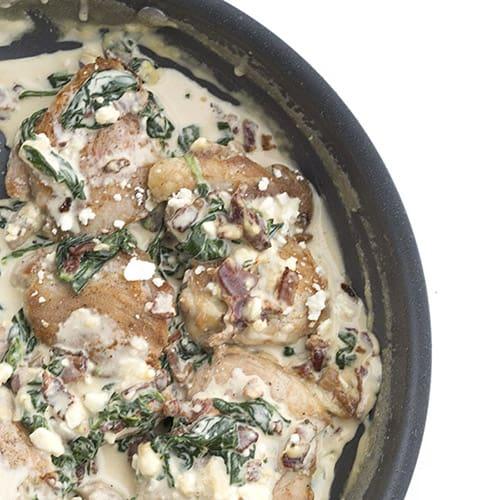 chicken recipes-keto diet