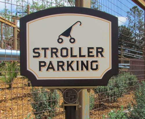 disney world strollers